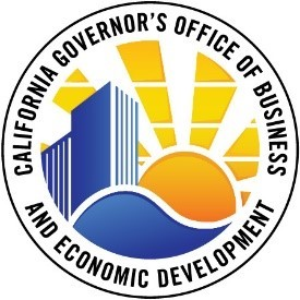 Logo for the California Governor's Office of Business and Economic Development