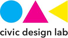 Oakland Civic Design Lab color logo