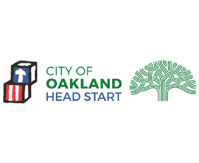 Head Start Logo City of Oakland.