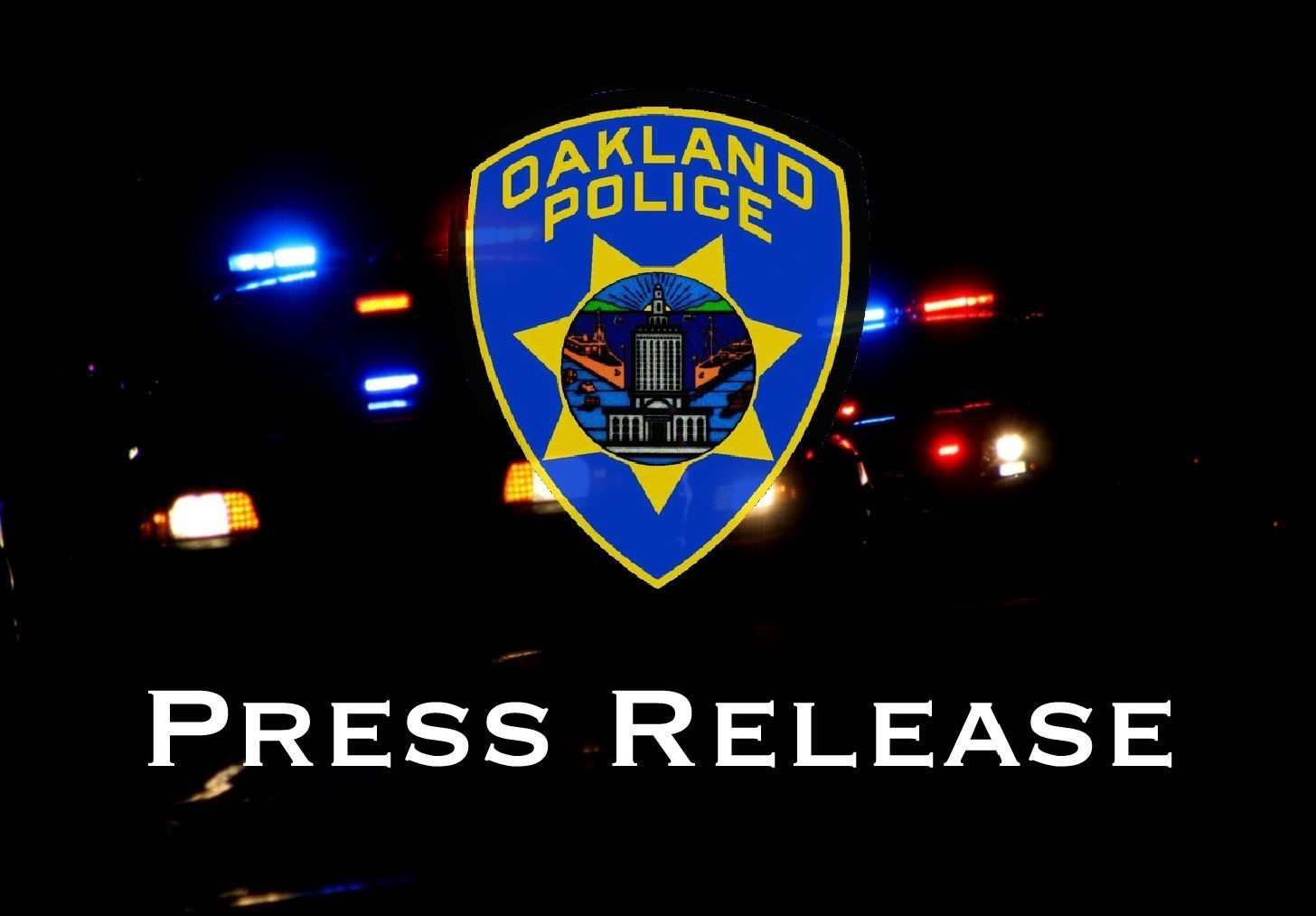 Oakland Police Press Release