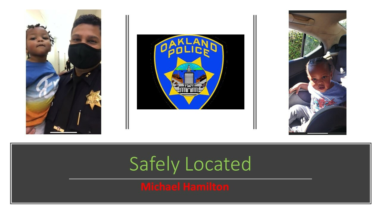 Safely Located Michael Hamilton