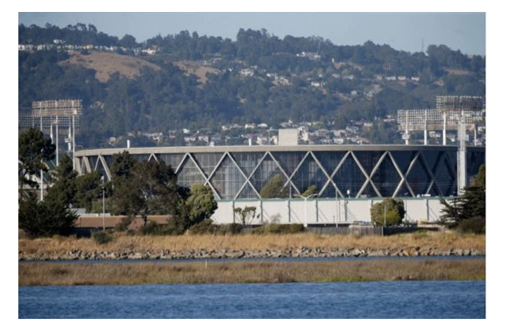 Photo of Oakland Coliseum