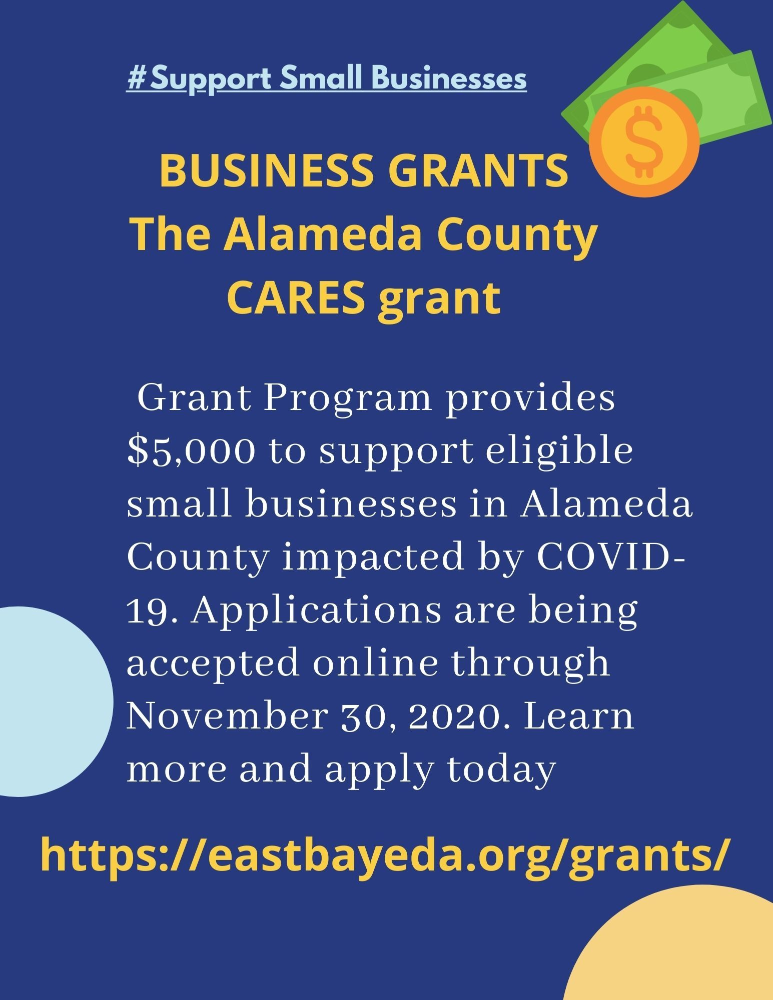 Small Business Grant Opportunity