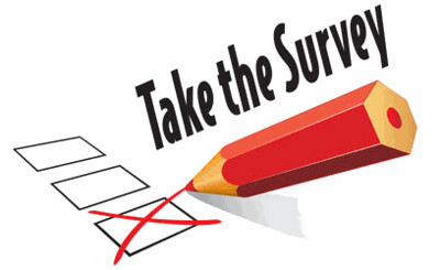 Pencil Checking Off Survey Box