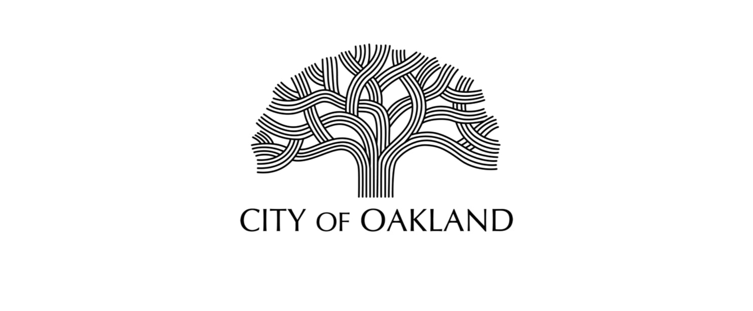 city of oakland tree