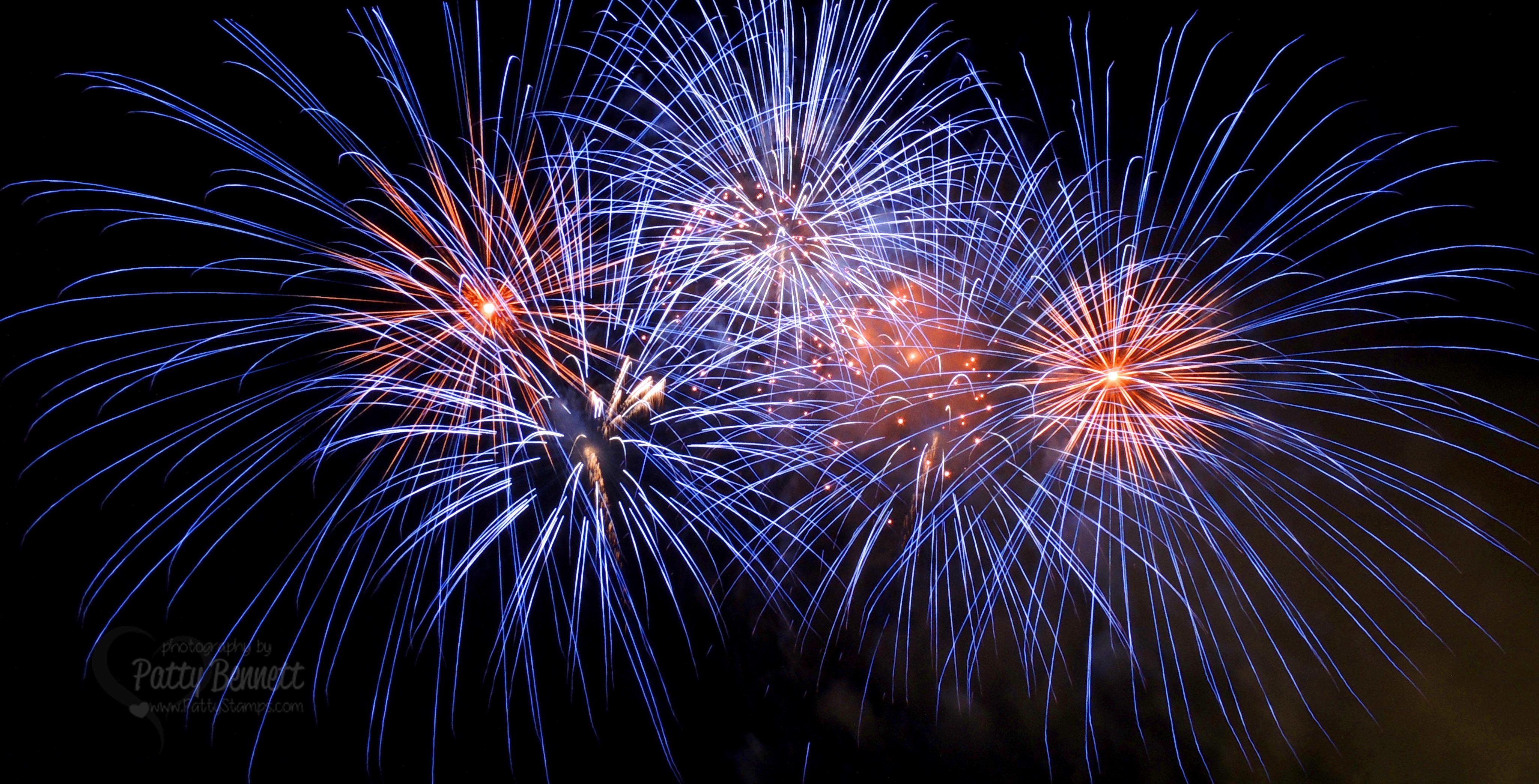 Fireworks As