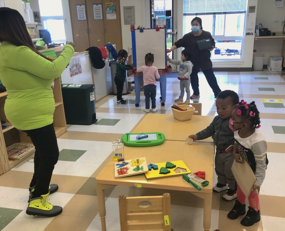 Photo of Head Start center reopened
