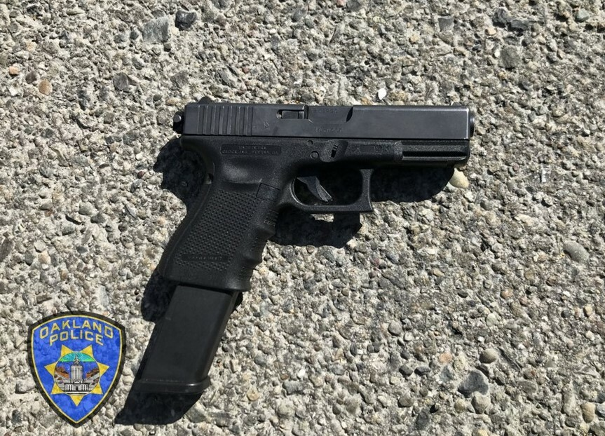 Recovered Firearm