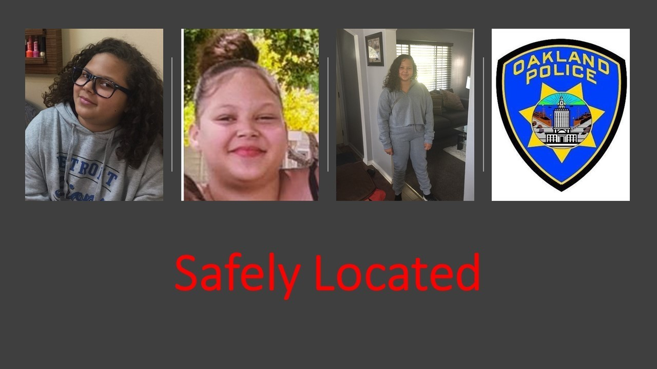 Kenise Cox Safely Located