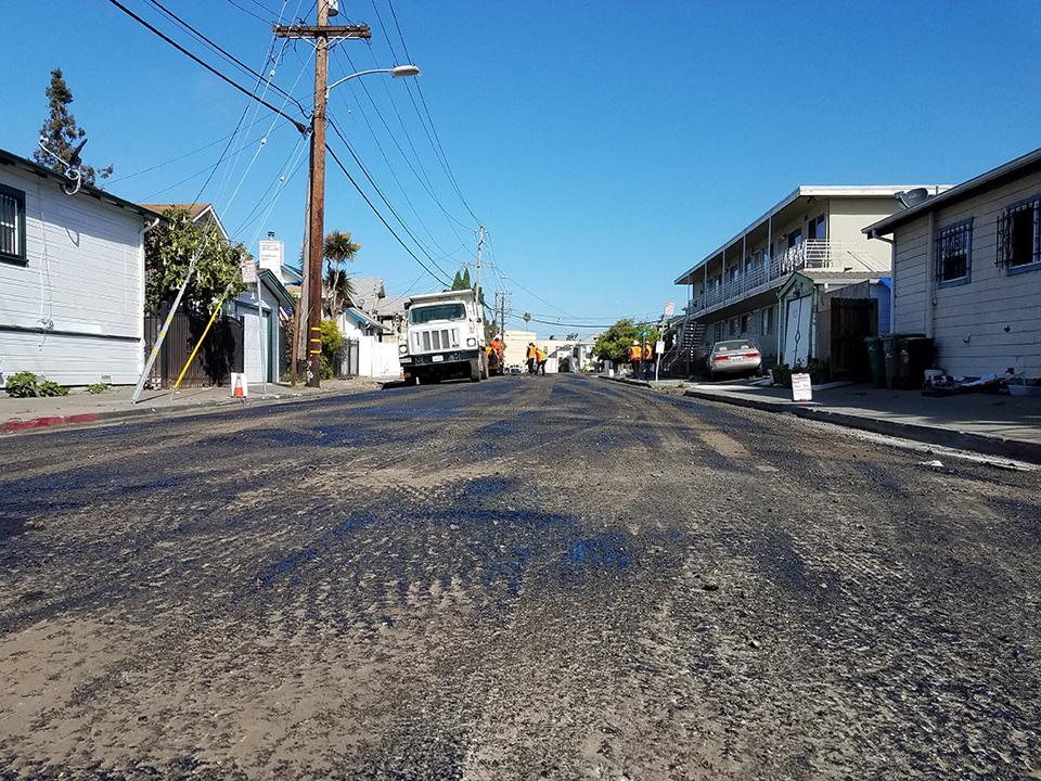 Oakland-summer-paving