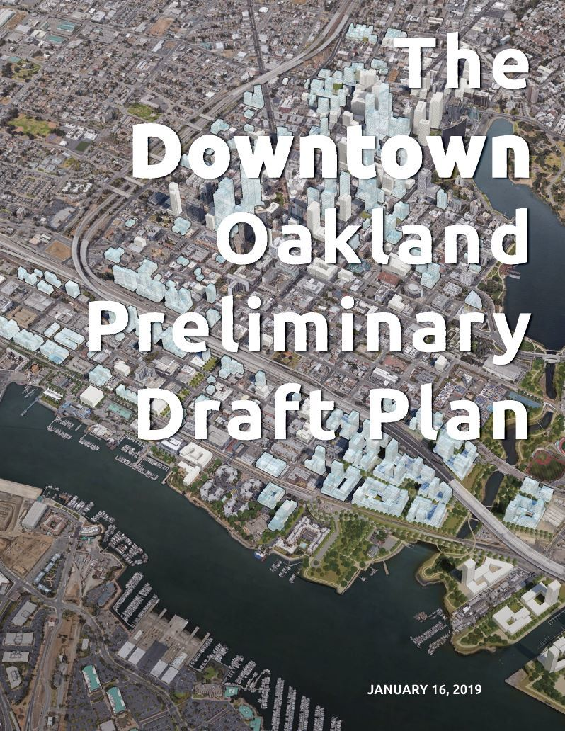 Downtown Oakland Preliminary Draft Plan