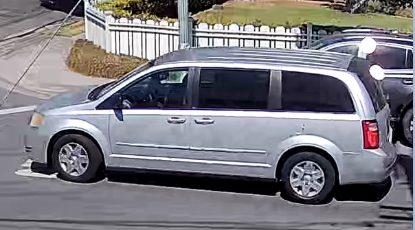 vehicle of interest in connection to this active homicide case.
