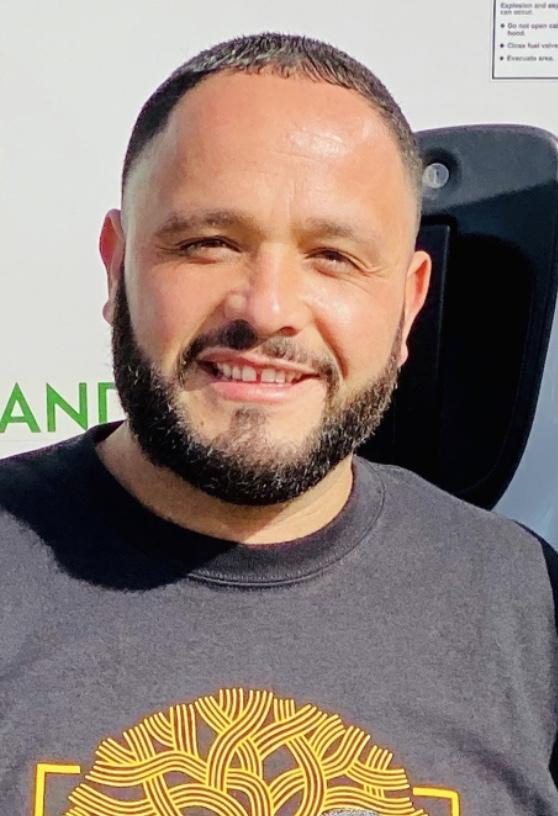 Portrait of Luis Ortega