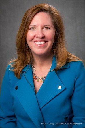Portrait of Karen Boyd