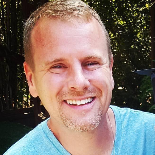Portrait of Aaron Lehmer
