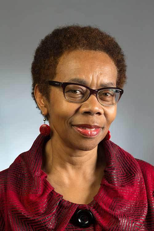 Portrait of Barbara J. Parker