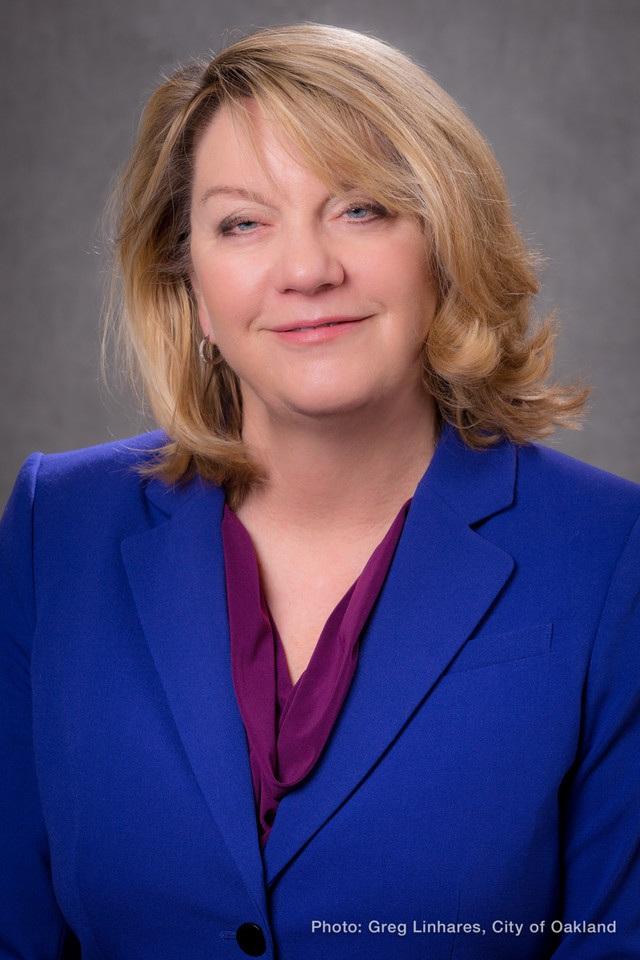 Portrait of Brenda Roberts
