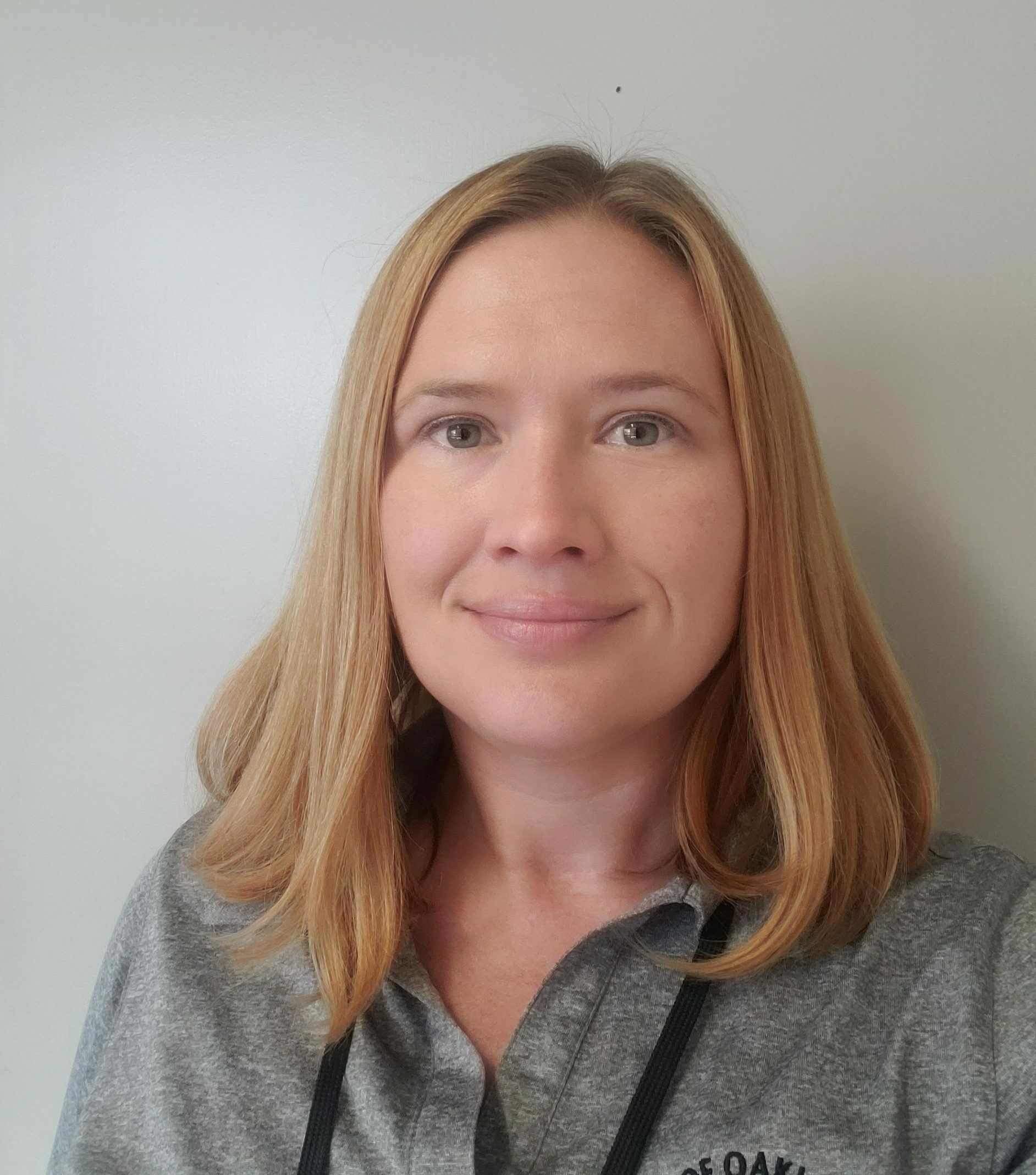 Portrait of Jessica Feil