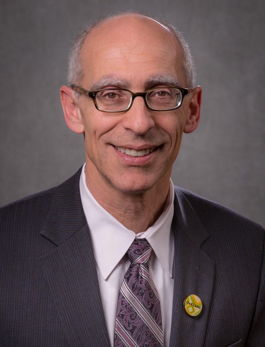 Portrait of Dan Kalb