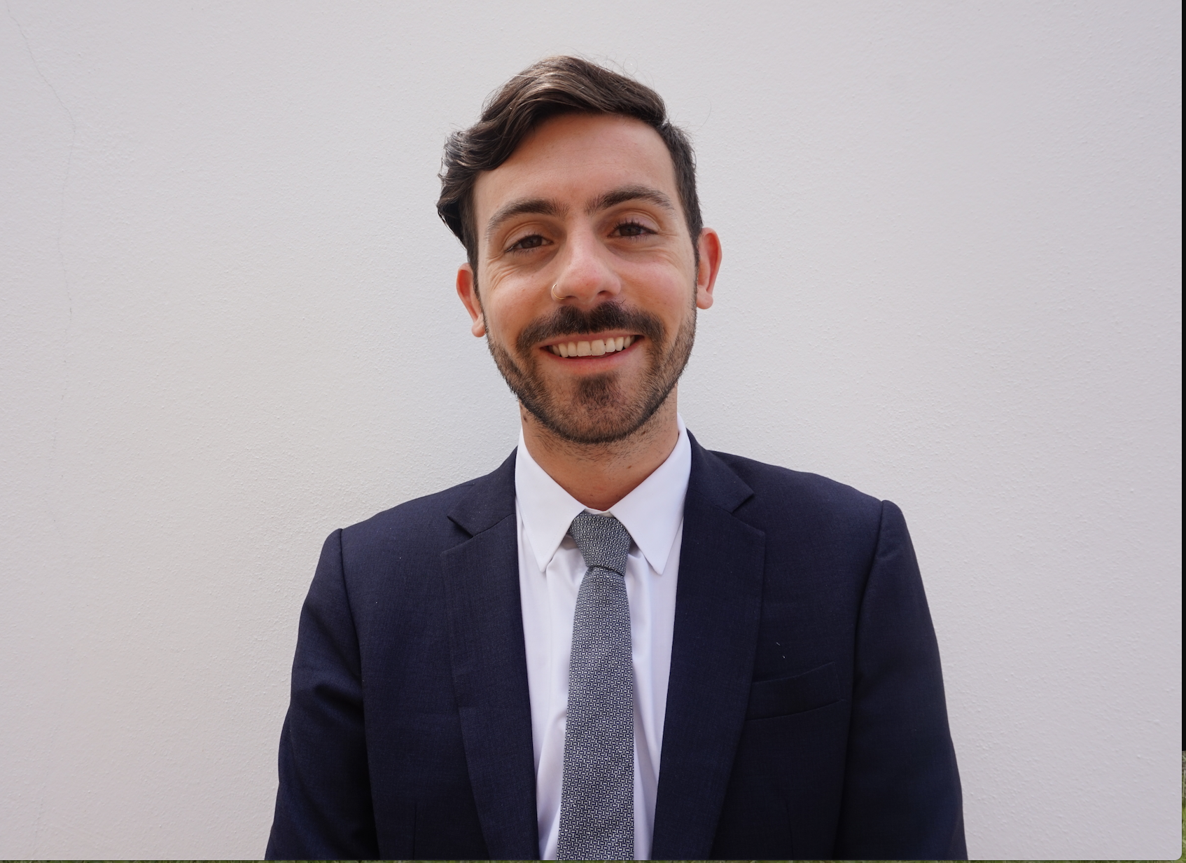 Portrait of Brandon Azevedo