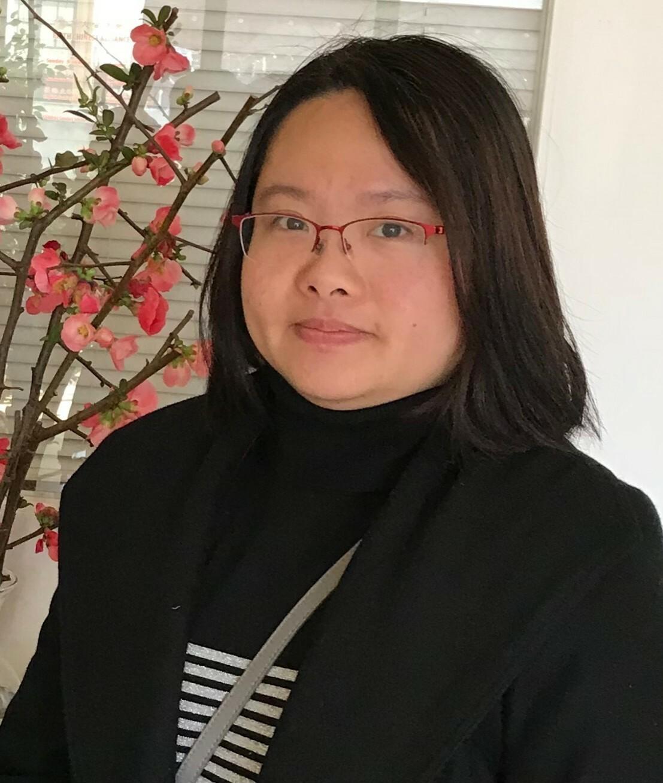 Portrait of Linna Lin