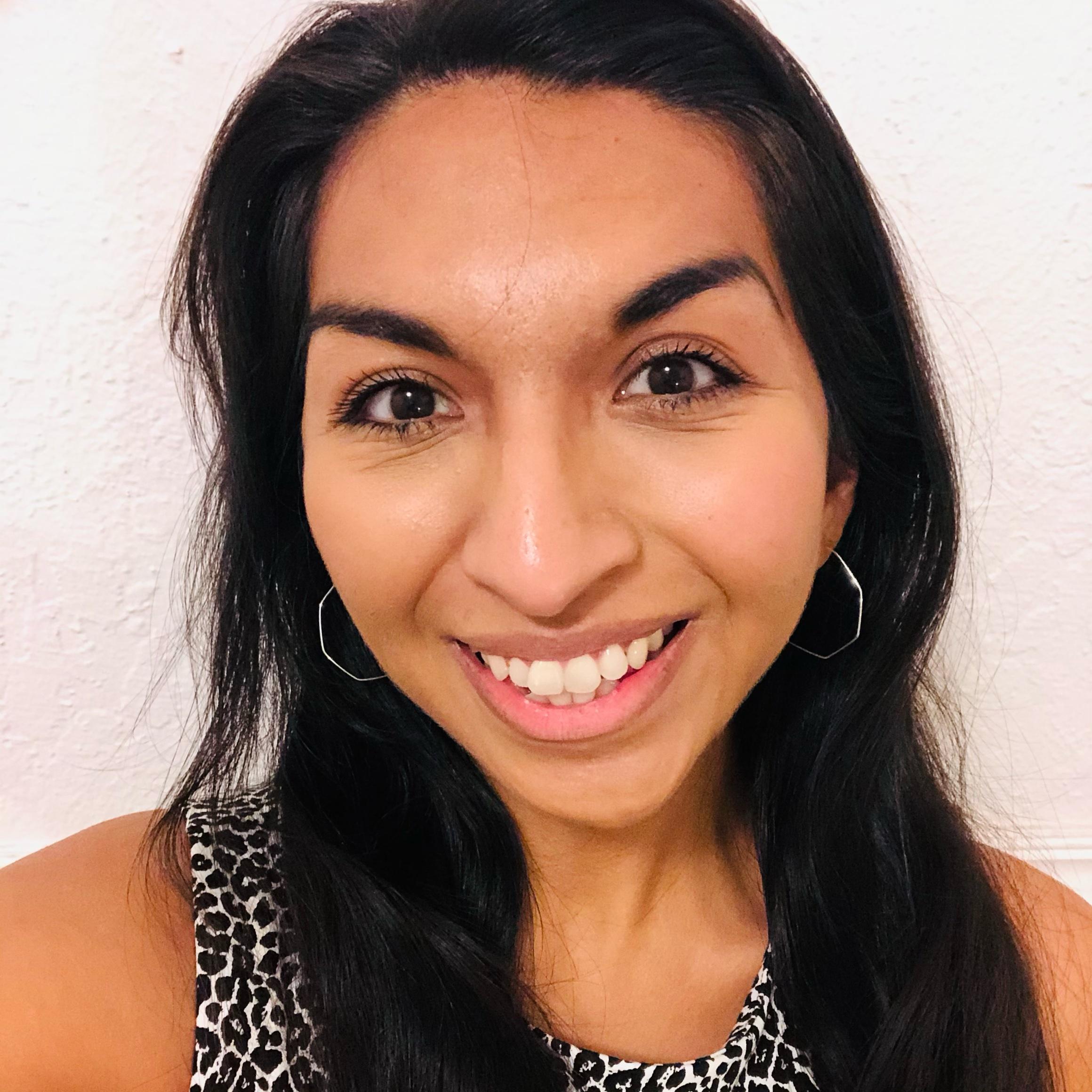 Portrait of Rebecca Sanchez