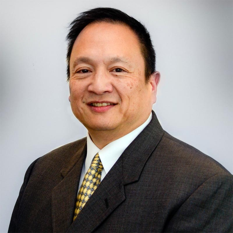 Portrait of Kevin Fong