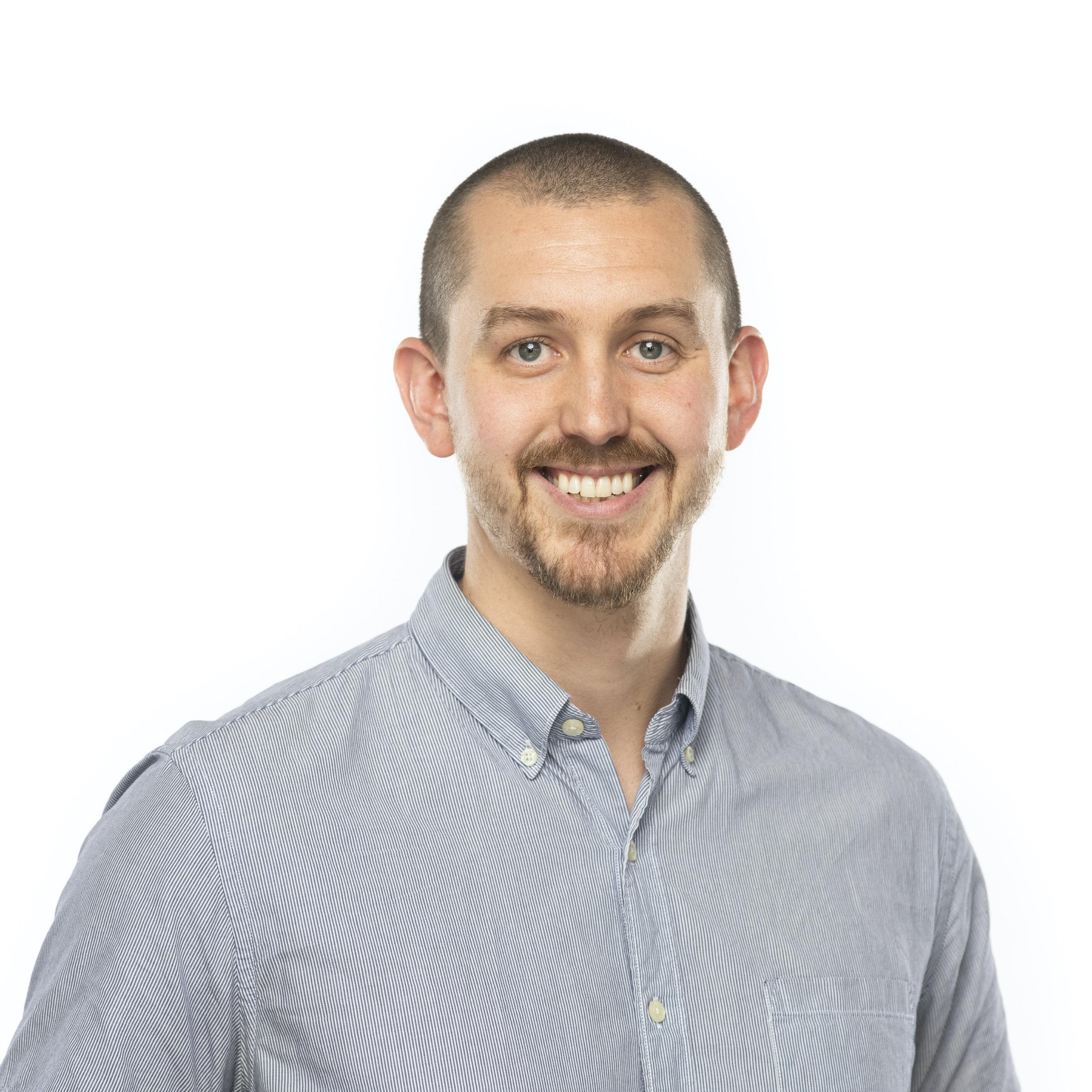 Portrait of Jordan Mickens