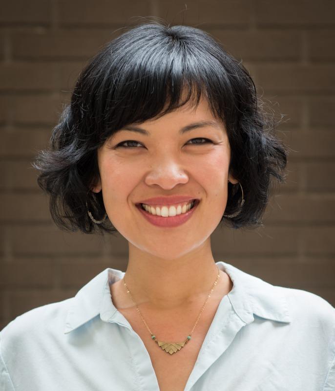 Portrait of Miya Saika Chen