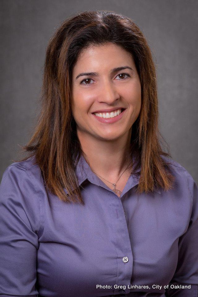 Portrait of Rebecca Katz
