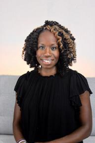 Portrait of Shola Olatoye