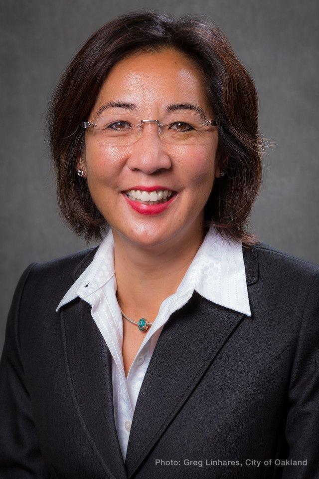 Portrait of Stephanie Hom