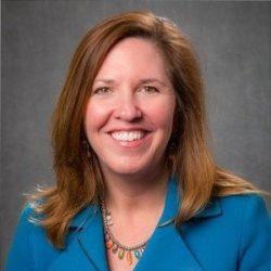 Portrait of Citywide Communications Director, Karen Boyd