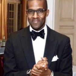 Portrait of Public Ethics Commissioner, James Jackson