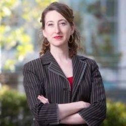 Portrait of Public Ethics Commissioner, Jodie Smith