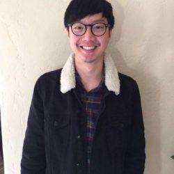 Portrait of , Justin Lee