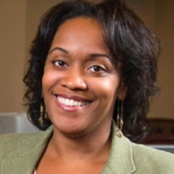 Portrait of City Clerk, LaTonda Simmons