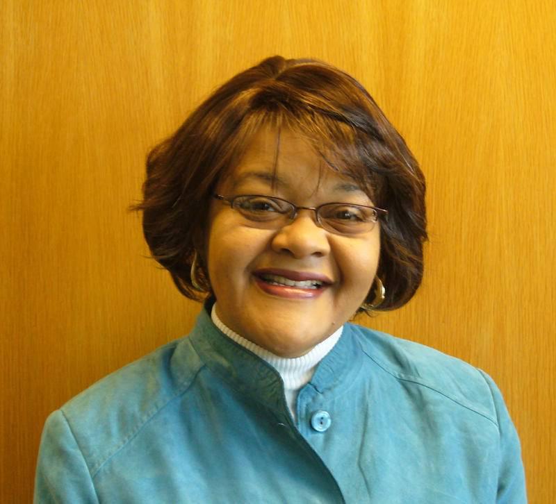 Portrait of Deborah Barnes