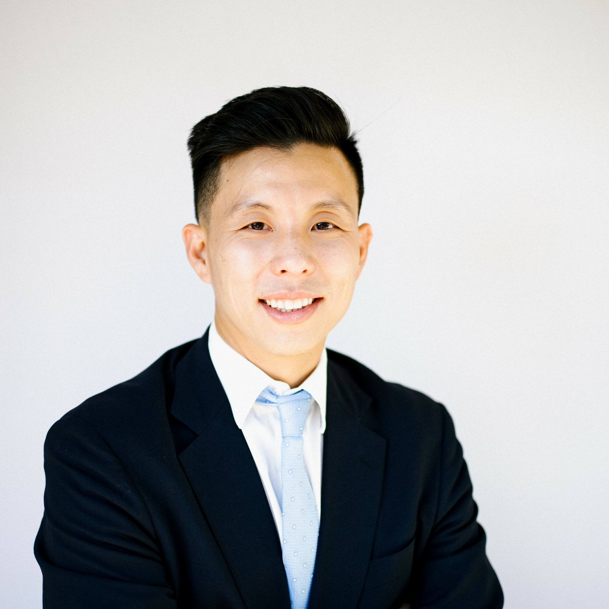 Portrait of Jesse Hsieh