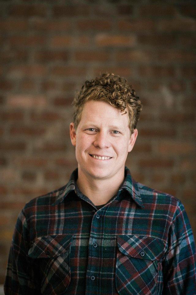 Portrait of Luke Swanson