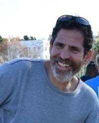 Portrait of Ken Lupoff