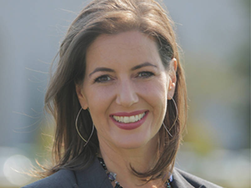 Portrait of Libby Schaaf