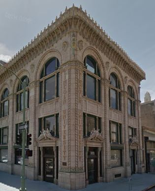 Oakland Designated Landmark 100: Oakland Title Insurance Building (Image A) Image