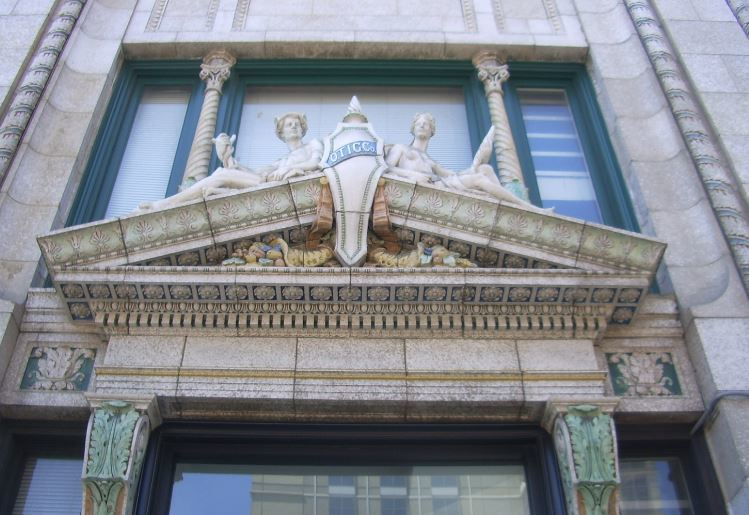 Oakland Designated Landmark 100: Oakland Title Insurance Building (Image B) Image