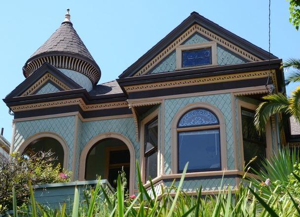 Oakland Designated Landmark 105: Tower House (Image A) Image