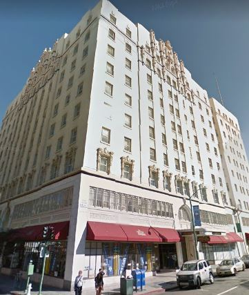 Oakland Designated Landmark 106: Leaminton Hotel Building Annex (Image A) Image