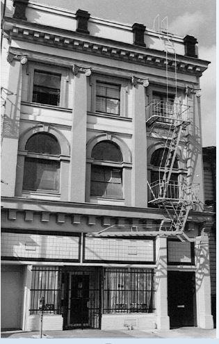 Landmark 108 A Fricke Building Demolished