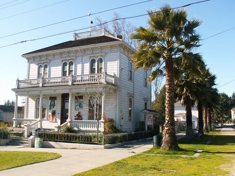 Oakland Designated Landmark 10: Antonio Maria Peralta House* (Image B) Image