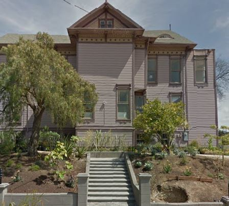 Oakland Designated Landmark 111: Ellen Kenna House (Image A) Image