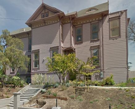 Oakland Designated Landmark 111: Ellen Kenna House (Image B) Image